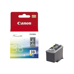 Canon Ink Cartr. CL-38 C/M/Y