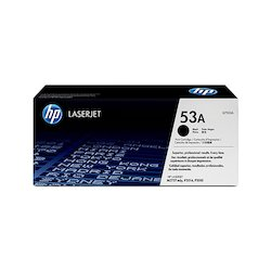 HP 53A Toner Black for...