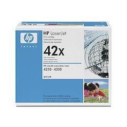 HP 42X Toner Black for...