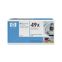 HP 49X Toner Black for...