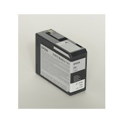 Epson Ink Cartr. T5801 Black