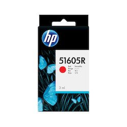 HP Ink Cartr. 51605R Red