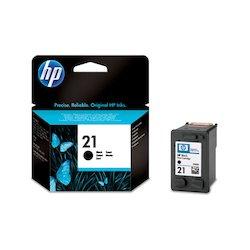 HP Ink Cartr. 21 Black