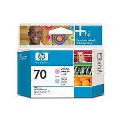 HP 70 Printhead Cyan+Light...