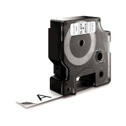Dymo Fixed Tape 19mm black...