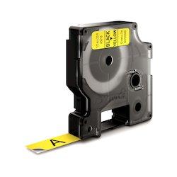Dymo Tape 12mmx7m black...