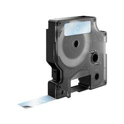Dymo Tape 12mmx7m white Trans