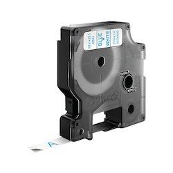 Dymo Tape 9mmx7m blue white...