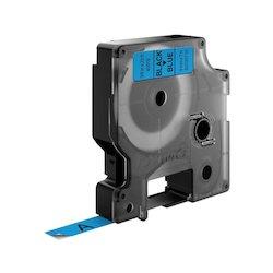 Dymo Tape 9mmx7m black blue...
