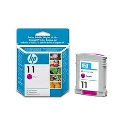 HP 11 Ink Cart Magenta