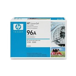 HP 96A Toner Black for...