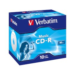 Verbatim CD-R 700MB 80Min...