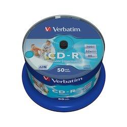 Verbatim CD-R 700MB 52x...