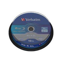 Verbatim BD-R DL 50GB 6x...