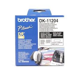 Brother DK-11204 Die-Cut...