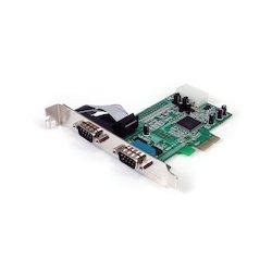 StarTech Serieel 2-Poort PCIe