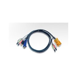 Aten KVM Switch Kabel (PC)...