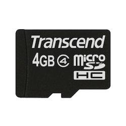 Transcend microSDHC 4GB...