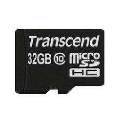 Transcend microSDHC 32GB...