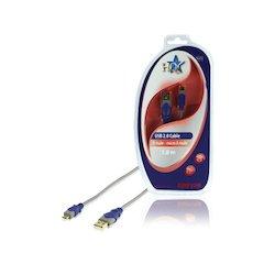 HQ USB2 USB A -Micro-USB A...