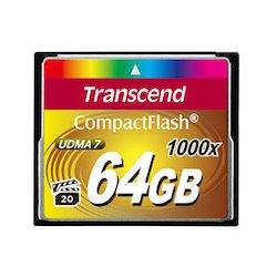 Transcend CompactFlash 64GB...