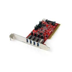 StarTech.com USB3.0 4-poort...