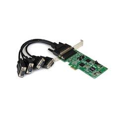 StarTech Serieel 4-poort PCIe