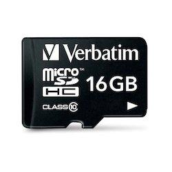 Verbatim microSDHC 16GB...