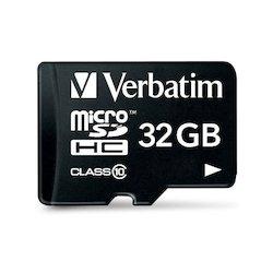 Verbatim microSDHC 32GB...