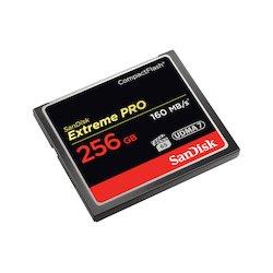 Sandisk CompactFlash 256GB...