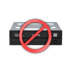 Zonder Multi DVD-RW drive
