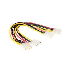ACT Splitter Molex to 3x Molex