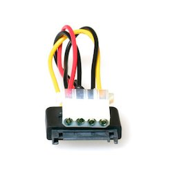 ACT Verloop SATA power to...