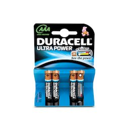 Duracell AAA Ultra Power 4x