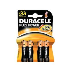 Duracell AA Plus Power 4x