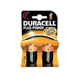 Duracell C Plus Power 1.5v...