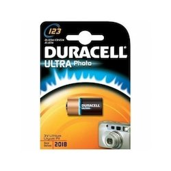 Duracell 123 Ultra Photo 3V