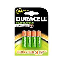 Duracell Rechargeable AA...
