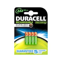 Duracell Rechargeable AAA...