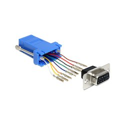 DeLock Adapter D-Sub9 to...
