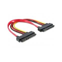 DeLock Cable SATA 22pin to...