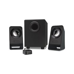Logitech 2.1 Speakers Z213