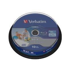 Verbatim BD-R 25GB 10pcs SL