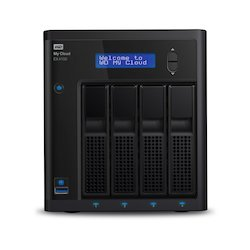 WD NAS My Cloud EX4100 4-Bay
