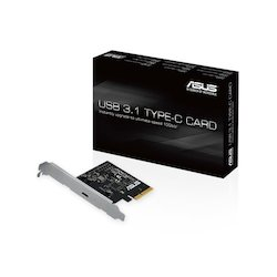 Asus USB 3.1 1-Port Type C...