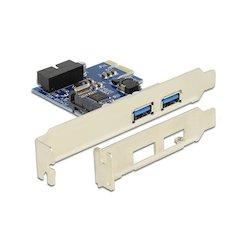 DeLock USB3.0 2/2-poort...