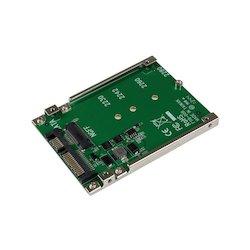 """StarTech M.2 SSD to 2.5"""" SATA"""