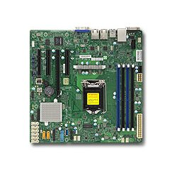 Supermicro mATX S1151 X11SSM-F