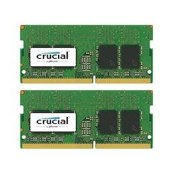 Crucial SODIMM DDR4-2400...