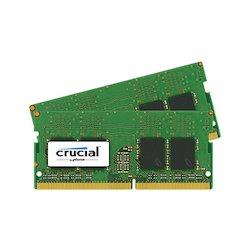 Crucial DIMM DDR4-2400 8GB SR